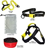 Fusion Pets K9Hände frei Fitness Pack, 31zu 125-pound