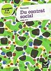 Du contrat social - Livres I et II