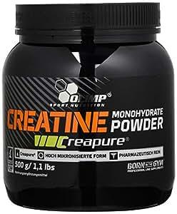 Olimp Creatine Monohydrate Powder Pulver Creapure   500 g
