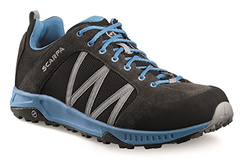 Scarpa Rapid black/royal blue