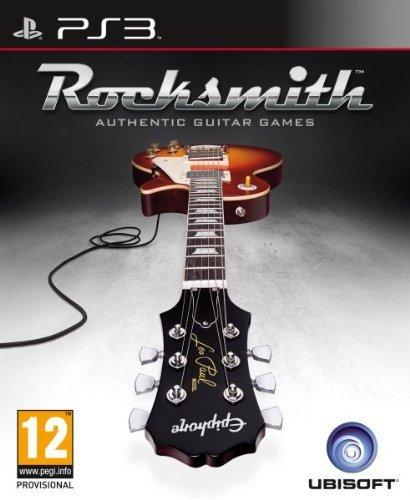 Rocksmith [PS3] [PlayStation 3] [Producto Importado]