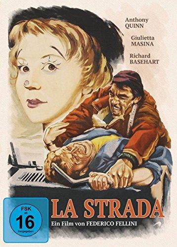 La Strada - Das Lied der Straße - Limited Edition Mediabook (+ DVD) [Blu-ray]