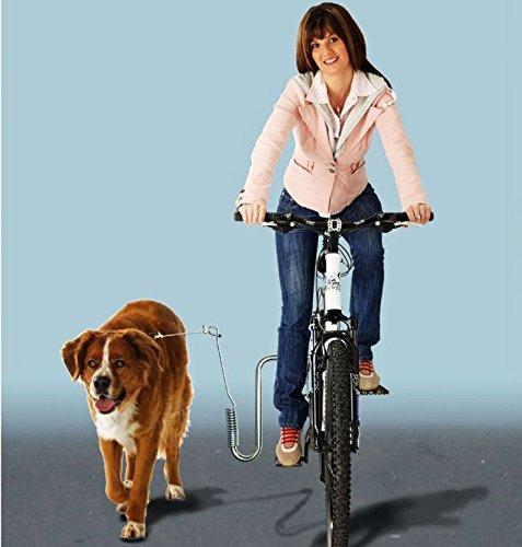 DogRunner Fahrradhalter für Hunde - mit Adapter für alle Fahrradrahmen