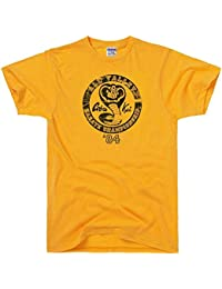 Mens Cobra Kai All Valley Karate Championship Vintage T Shirt
