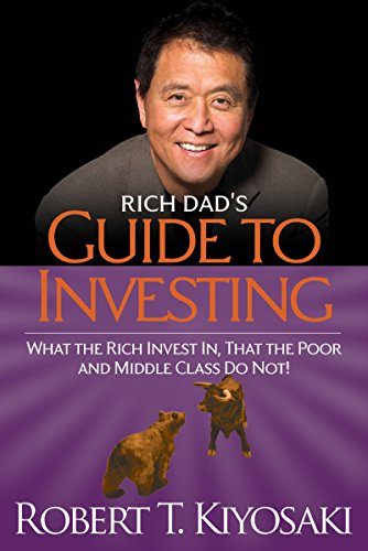 rich dad s guide to investing what the rich invest in that the rh amazon co uk rich dad guide to investing key points rich dad's guide to investing audiobook