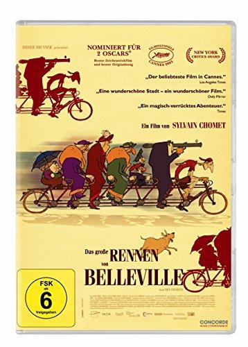 Bild von Das große Rennen von Belleville