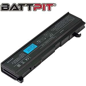 Battpit Batterie d'ordinateur Portable de Remplacement pour Toshiba PABAS076 (4400 mah)