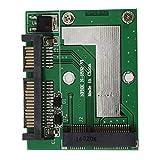 "SLB Works Mini PCIe SSD SATA to 2.5""SATA 6.0 Adapter Card GPS Board HDD Hard PCB C7E9"