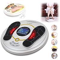 QJXF Fußmassager-Maschine, Physiotherapeutisches Gerät Mit Knet-Shiatsu-Therapie, Akupunktur, Fußreflexzonenmassage... preisvergleich bei billige-tabletten.eu