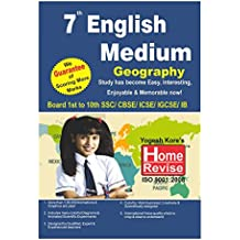 Home Revise - 7th std english med - GEOGRAPHY