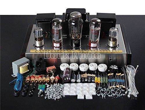 Nobsound® 6N9P+EL34 Valve Tube Amplifier HiFi Stereo 2.0 Channel Single-ended Class A Röhrenverstärker Audio Verstärker-Bausatz DIY KIT 13W*2
