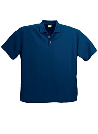 RTY Workwear Mens Pique Knit Heavyweight Polo Shirt // Extra Large Sizes S-10XL