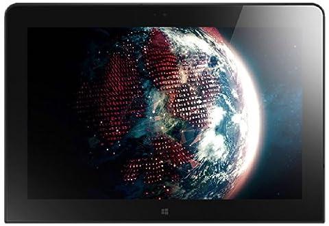 Lenovo ThinkPad 20C1001DUK 10.1-inch Multi-Touch Tablet PC (Black) - (Atom