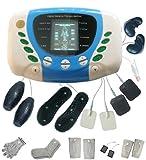 Diabetes-Komplikationen Behandlung Maschine Medicomat-5B Diabetes und Stress Elektroden Socken Handschuhe Knieellenbogenschutz