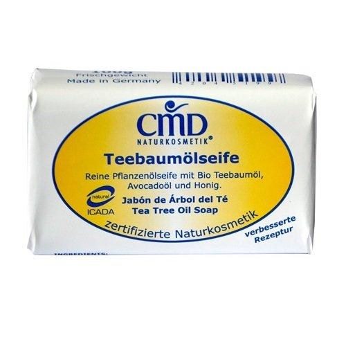 Preisvergleich Produktbild CMD Naturkosmetik Seife Teebaum