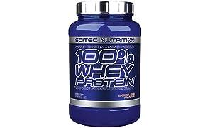 Scitec Nutrition 100% Whey Protein, 920 grammi, Cioccolato