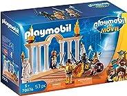 بلاي موبيل لعبة الامبراطورية ماكسيموس ان ذا كولوسيوم , 70076