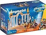 Playmobil - THE MOVIE Emperador Maximus en el Coliseo 70076