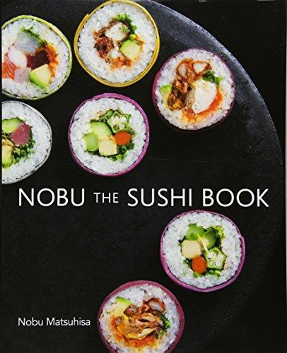 Nobu the Sushi Book - English