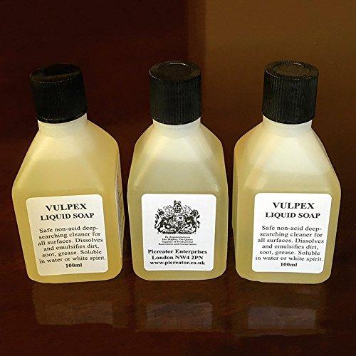Vulpex sapone liquido, 100ml, 1