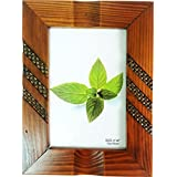 K-Enterprises Wooden Photo Frame(10x15 Cm) - B0765WRGQR