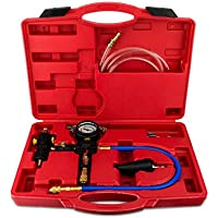 4509 Kit mantenimiento del probador de radiador FUBUCA con purga de vacío