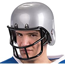 Carnival Toys 6181 Casco Rugby, adultos, One size