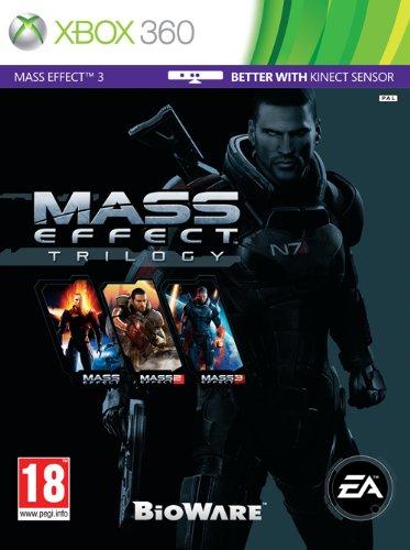 Mass Effect Trilogy [Importación Inglesa]