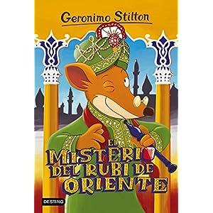 El misterio del rubí de Oriente: Geronimo Stilton 61