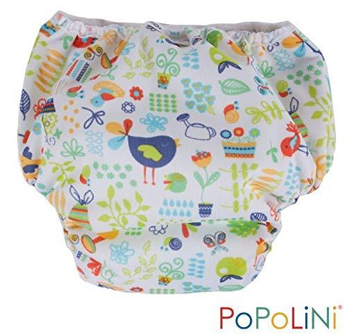 Popolini Trainer Polyester/Interlock Soft Garden Tunes Gr. L