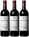 Pago de la Jaraba Azagador Reserva DO 2010/2011 trocken (3 x 0.75 l)