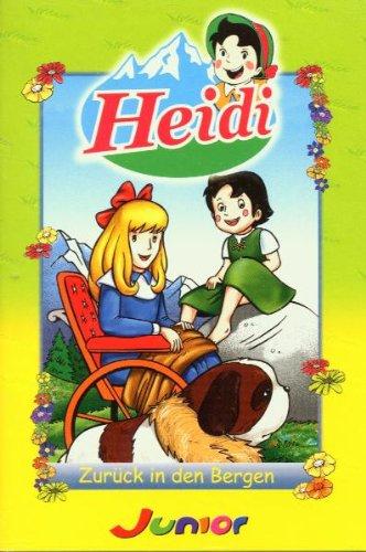 Spielfilm 3: Heidi zurück in den Bergen