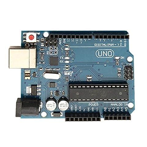 Bluelover Uno R3 Atmega16U2 Avr Modul Board Für Arduino Ohne Usb Kabel