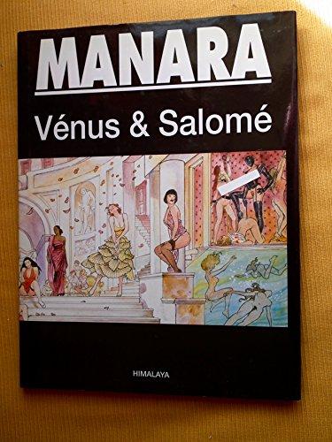 Vénus et Salomé par Manara
