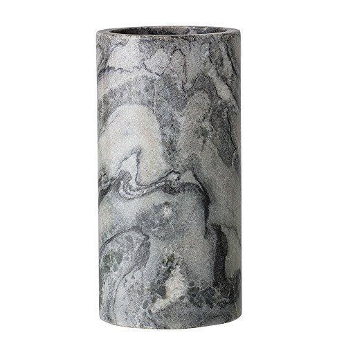 Bloomingville Vase Marmor in Grau