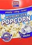 XOX Popcorn salzig, 4er Pack (4 x 300 g)