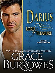 Darius: Lord of Pleasure (Lonely Lords) by Grace Burrowes (2015-01-20)