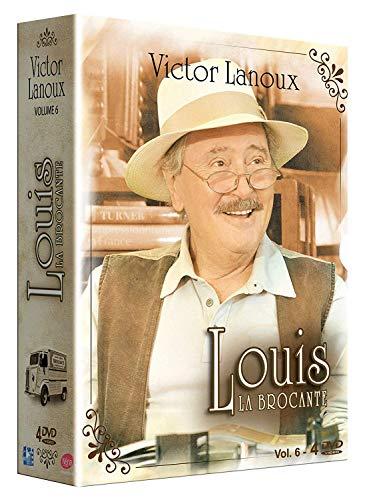 Louis la Brocante-Coffret 6 [Import Italien]