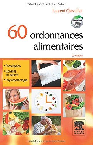 60 ordonnances alimentaires (avec mini-site)