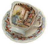 Brambly Hedge Royal Doulton Wintertasse und Untertasse