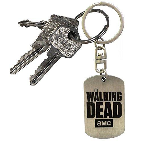 The Walking Dead - Metall Schlüsselanhänger - AMC Logo