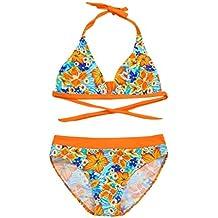 07fcb89e0fc Bañador para niña K-Youth® Verano Niña Conjunto de Bikini Niñas Traje de  Baño