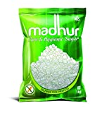 #9: Madhur Pure and Hygienic Sugar Bag, 1kg