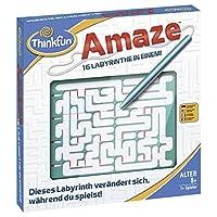 Ravensburger-76320-ThinkFun-Amaze-Spiel-Smart-Game