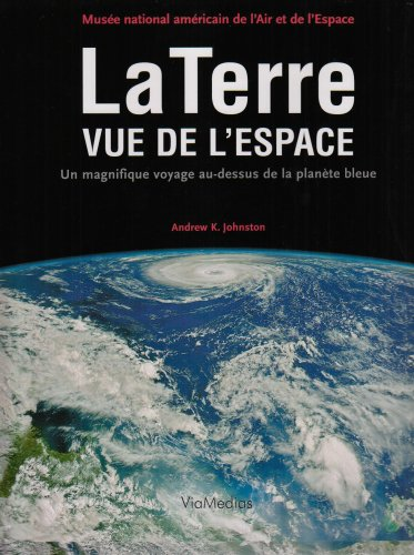 La Terre vue de l'espace par Andrew-K Johnston