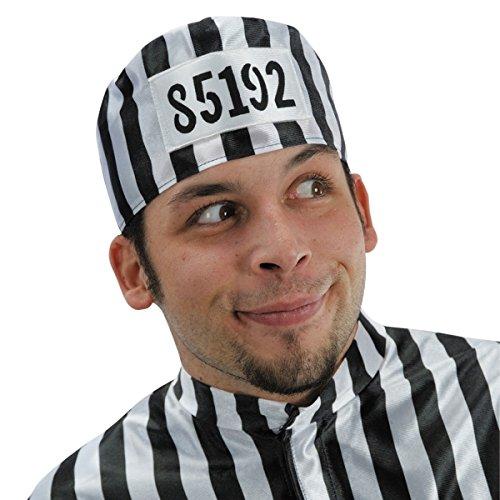 Bagnard Kostüm - DIVERTILANDIA HUT Gefangenen