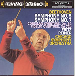 Beethoven - Symphonies Nos 5 & 7; Overtures