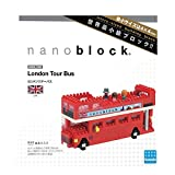 Nanoblock NAN-NBH080 London Tour Bus