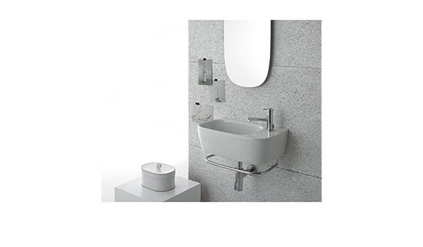 Vasche Da Bagno Globo Prezzi : Lavabo sospeso ceramica globo genesis ge bi bianco opaco