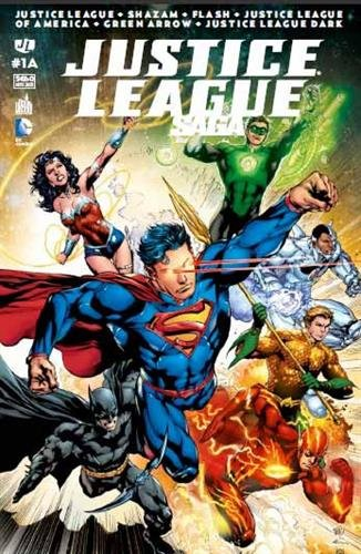 Justice League, Tome 1